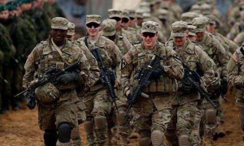 กรณีกลุ่มทหารสหรัฐอเมริกา เดินทางเข้ามาร่วมฝึกในประเทศไทย