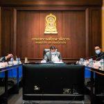 """""""ณัฏฐพล"""" เรียกประชุมใหญ่ ศธ. เดินหน้าวางรากฐานการศึกษาของไทยทั่วประเทศ"""